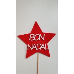 Bon Nadal Estrella