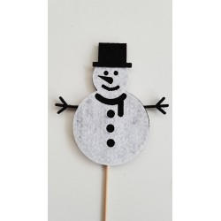 Muñeco Nieve 1
