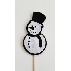 Muñeco Nieve 2