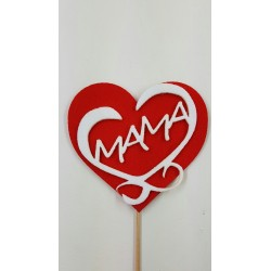 Corazón mamá